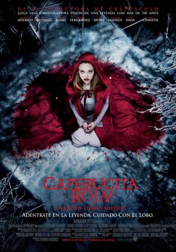 Red Riding Hood Spanish Poster